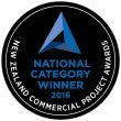 2016 NZ Commercial Project Awards National Category Winner (Residential)