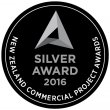 2016 NZ Commercial Project Awards - Silver