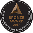 2017 NZ Commercial Project Awards - Bronze
