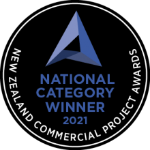 2021 - Commercial Project Awards National Category Winner