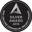 2015 Commercial Project Awards - Silver Certificate
