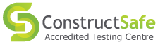 Accredited ConstructSafe Testing Centre
